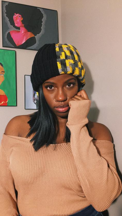#CrochetBeanie - $25