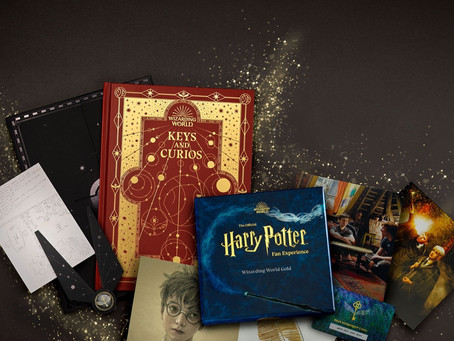 Harry Potter Holiday Gift Guide for 2019
