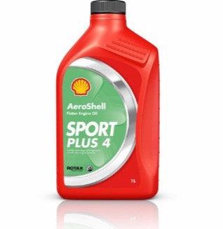 Rotax Aeroshell Sport +4 Oil