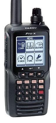 Yaesu FTA-550AA Pro X Airband Transceiver