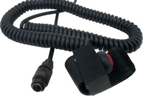 Velcro Mount PTT Switch