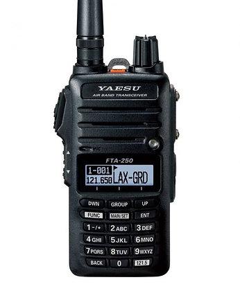 Yaesu FTA-250L Airband Transceiver