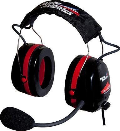 Passive GA Headset, Over Headband Mount