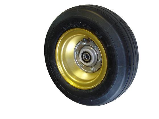 Mitas 13x5-6 Ribbed Tyre