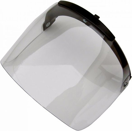 Replacement Clear Visor with Visor Lock