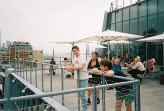 Whitney Observation Deck