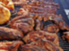 Catering for Barbecues - Turk Caterers