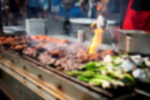 Turk Caterers: Request a Quote   Barbecues