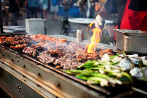 Turk Caterers: Request a Quote | Barbecues