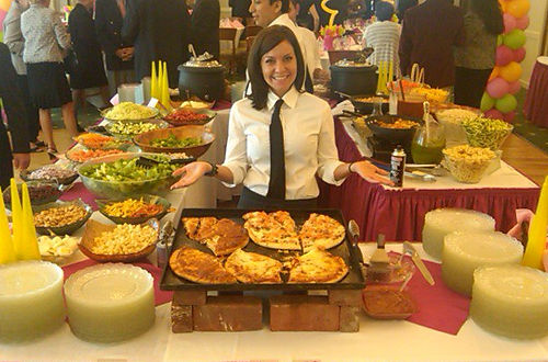 Turk Caterers: Request a Quote | Bar/Bat Mitzvahs