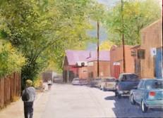 A Walk Down Canyon Road