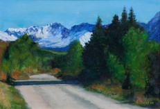 Road to the San Juans