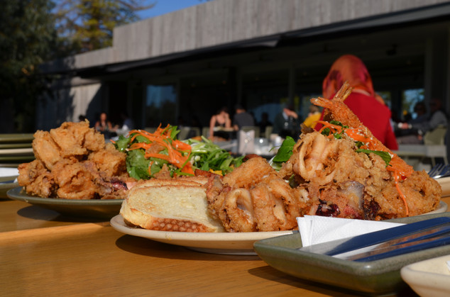 Freshwater bay Cafe Food