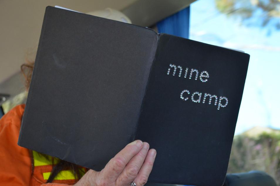 Mine camp