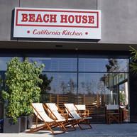 Beach House Terrasse