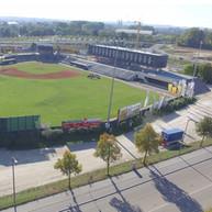 Luft Bild Armin Wolf Baseball Arena