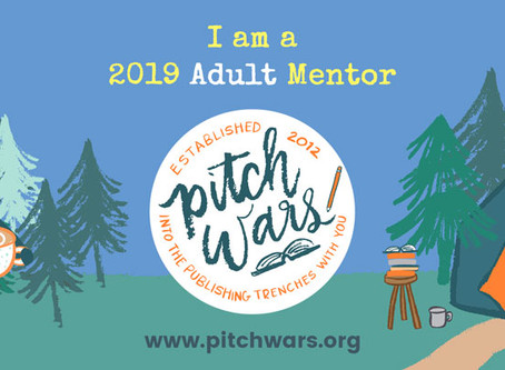 MY 2019 PITCHWARS MENTOR WISHLIST