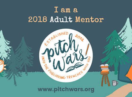 MY 2018 PITCHWARS MENTOR WISHLIST