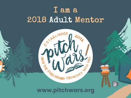 MY 2018 PITCHWARS MENTOR WISHLIST
