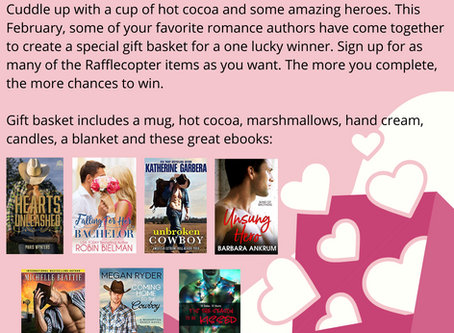 Give-Away for Romance Readers