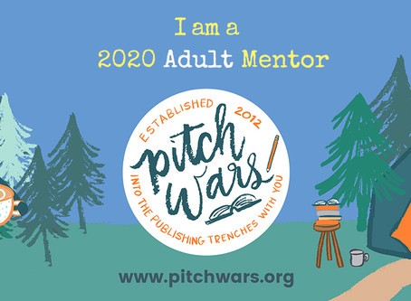 MY 2020 PITCHWARS MENTOR WISHLIST