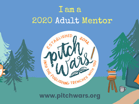 MY 2020 PITCHWARS MENTOR WISHLIST