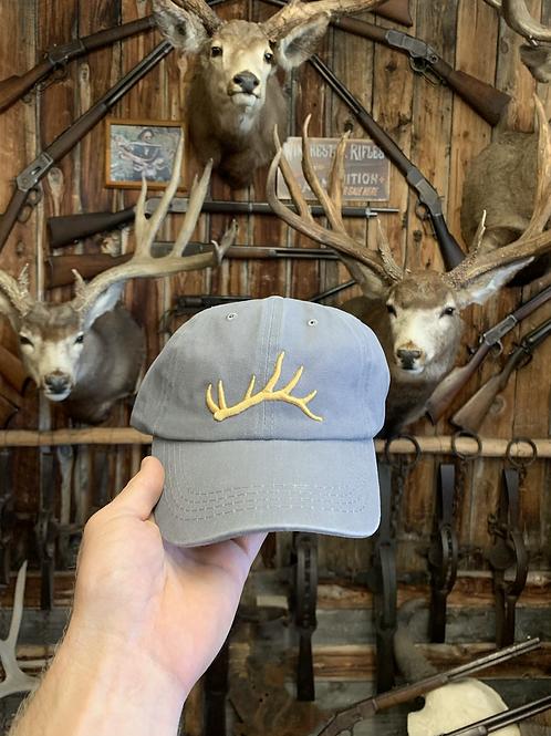 Future Elk Hunter, Stone
