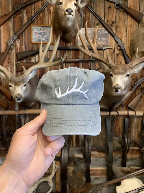 Future Elk Hunter, Stone/White