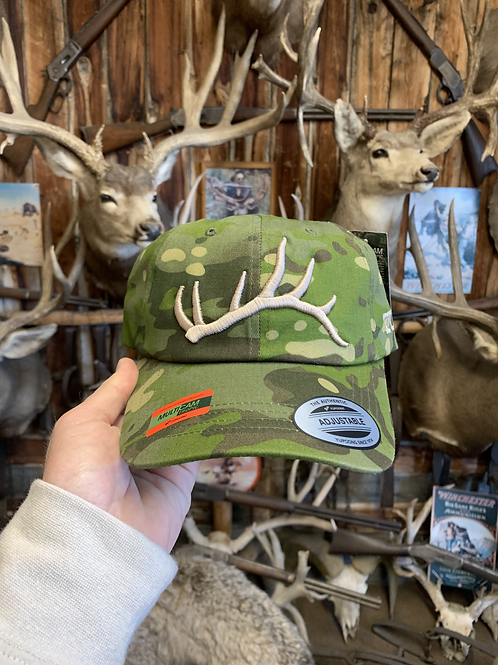 Timberghost Lucky 7 DadHat