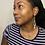 Thumbnail: Charmed Clear Quartz Pyramid Earrings
