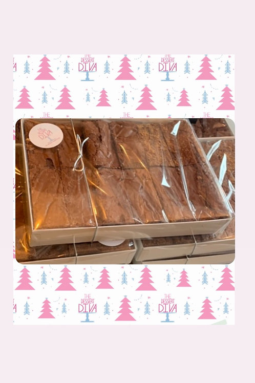 Gift Box of Brownies (PRE-ORDER FOR CHRISTMAS DELIVERY)