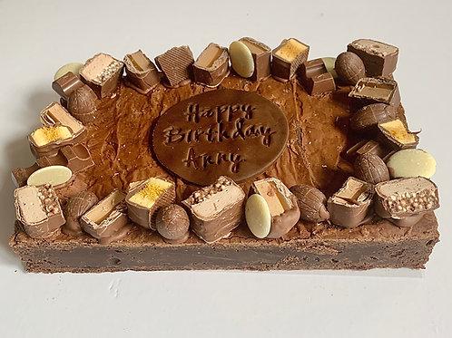 Brownie Slab -Small or Large (PRE-ORDER 2 WEEKS NOTICE)