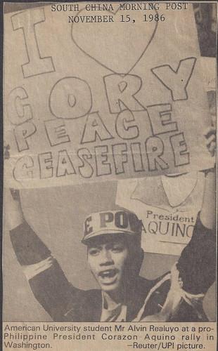 Realuyo South China Morning Post 1986
