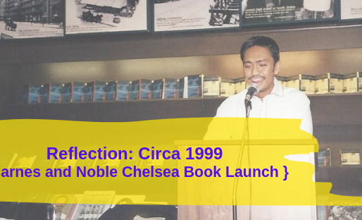 On the 20th Birthday of The Umbrella Country - Book Launch