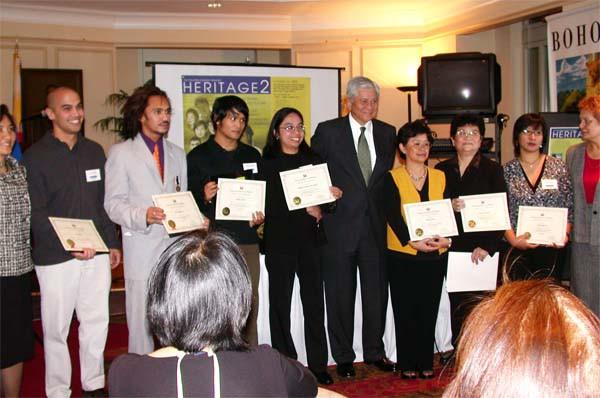 Realuyo Heritage Month 2004