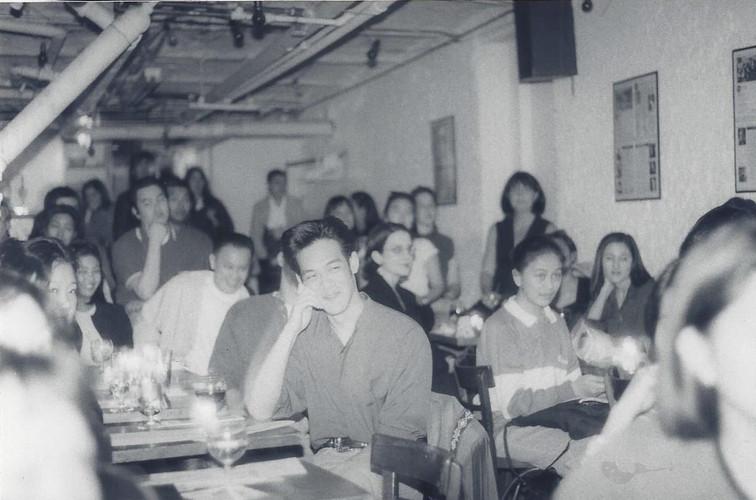 Cornelia Street Cafe 1998