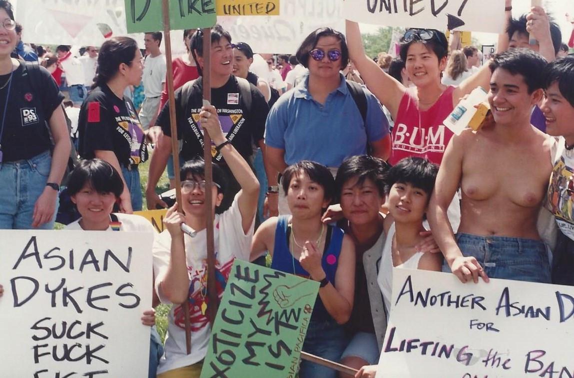 March on Washington 1992