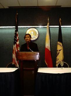 Realuyo National Press Club