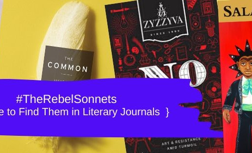 #TheRebelSonnets: Where to Find Them in Literary Journals