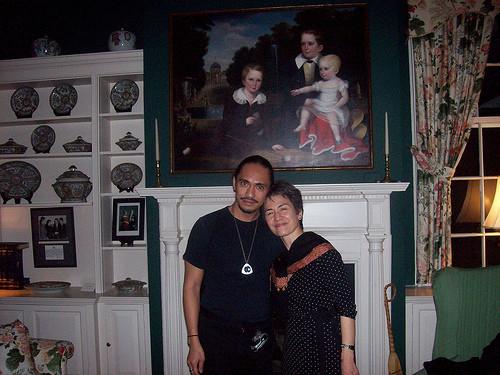 Realuyo and Kimiko Hahn