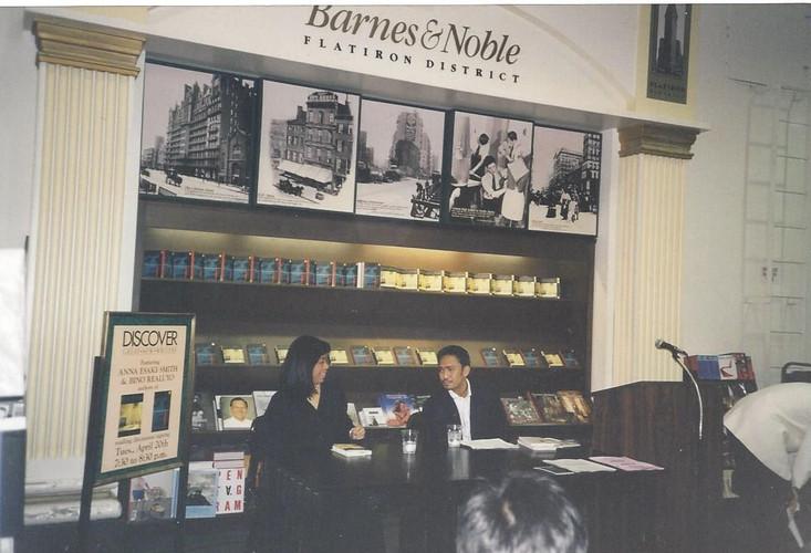 Realuyo Barnes and Noble Chelsea 1999