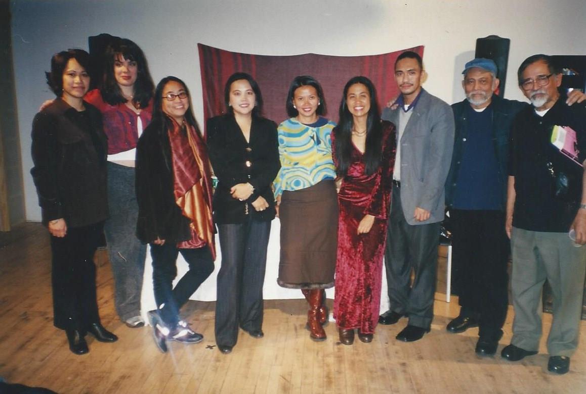 Realuyo Filipino American Writers