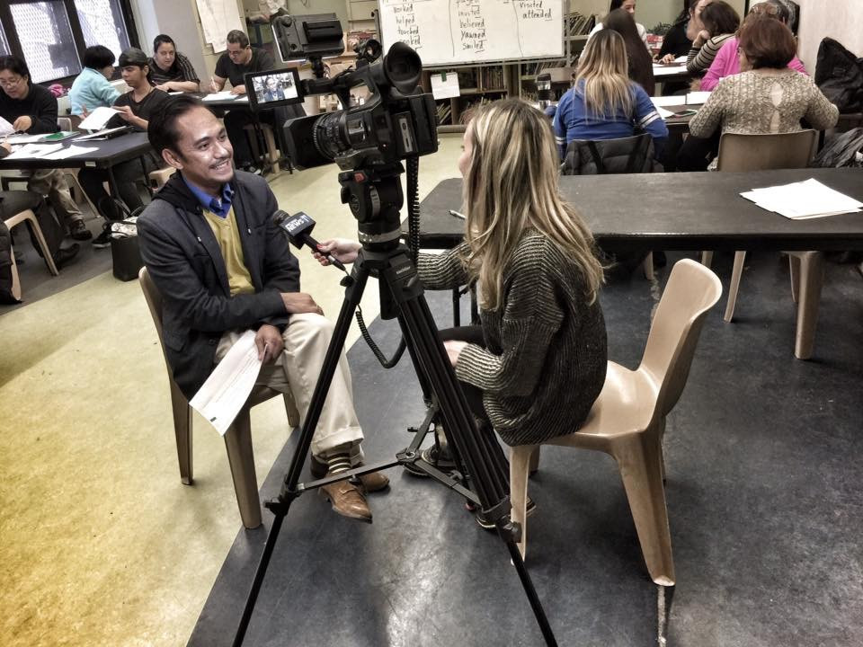 Realuyo NY1 Interview
