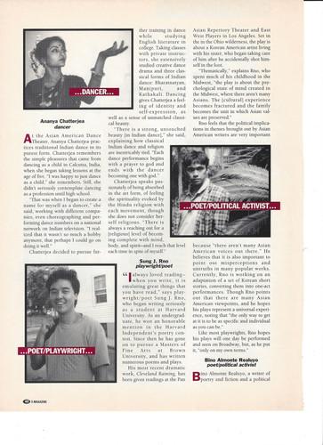 Realuyo A Magazine Cover Story 1990