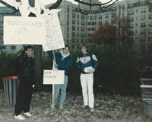 Realuyo Protest 1986