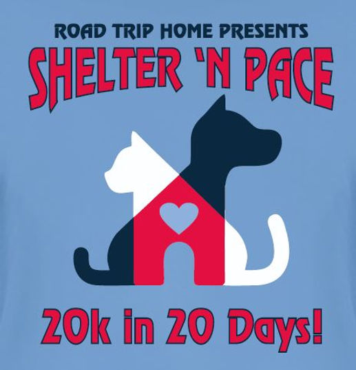 Shelter N Pace 20-20 challenge shirt  lo