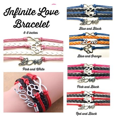 Infinite Love Bracelet Collage.png