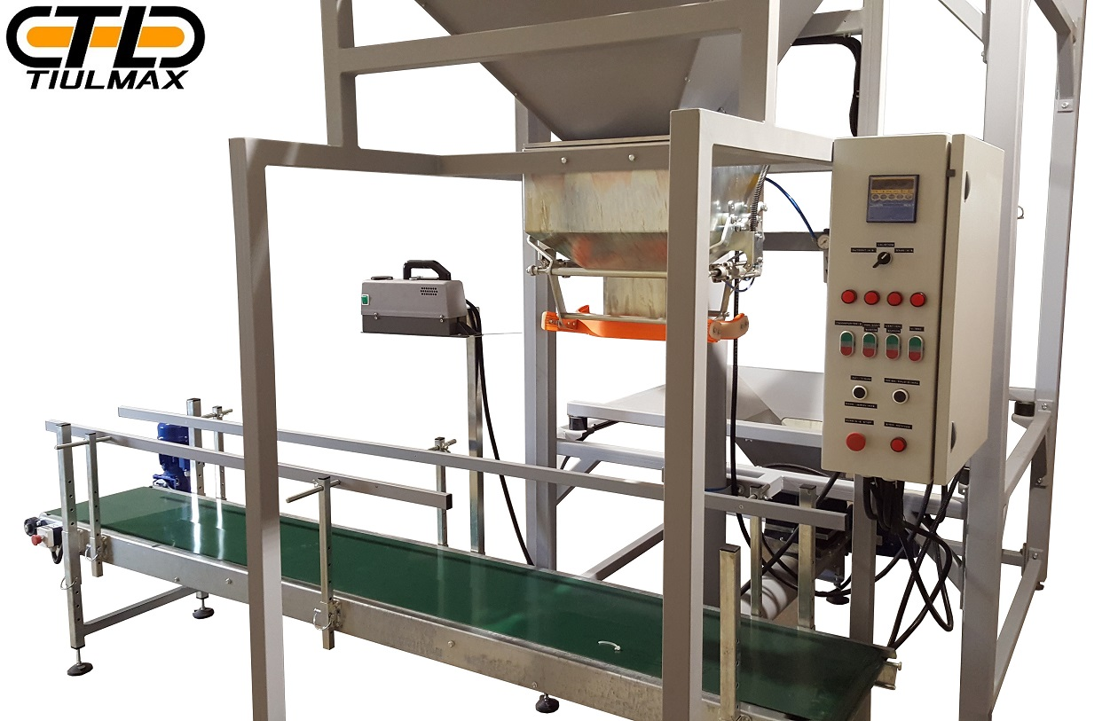 weighing packaging machine