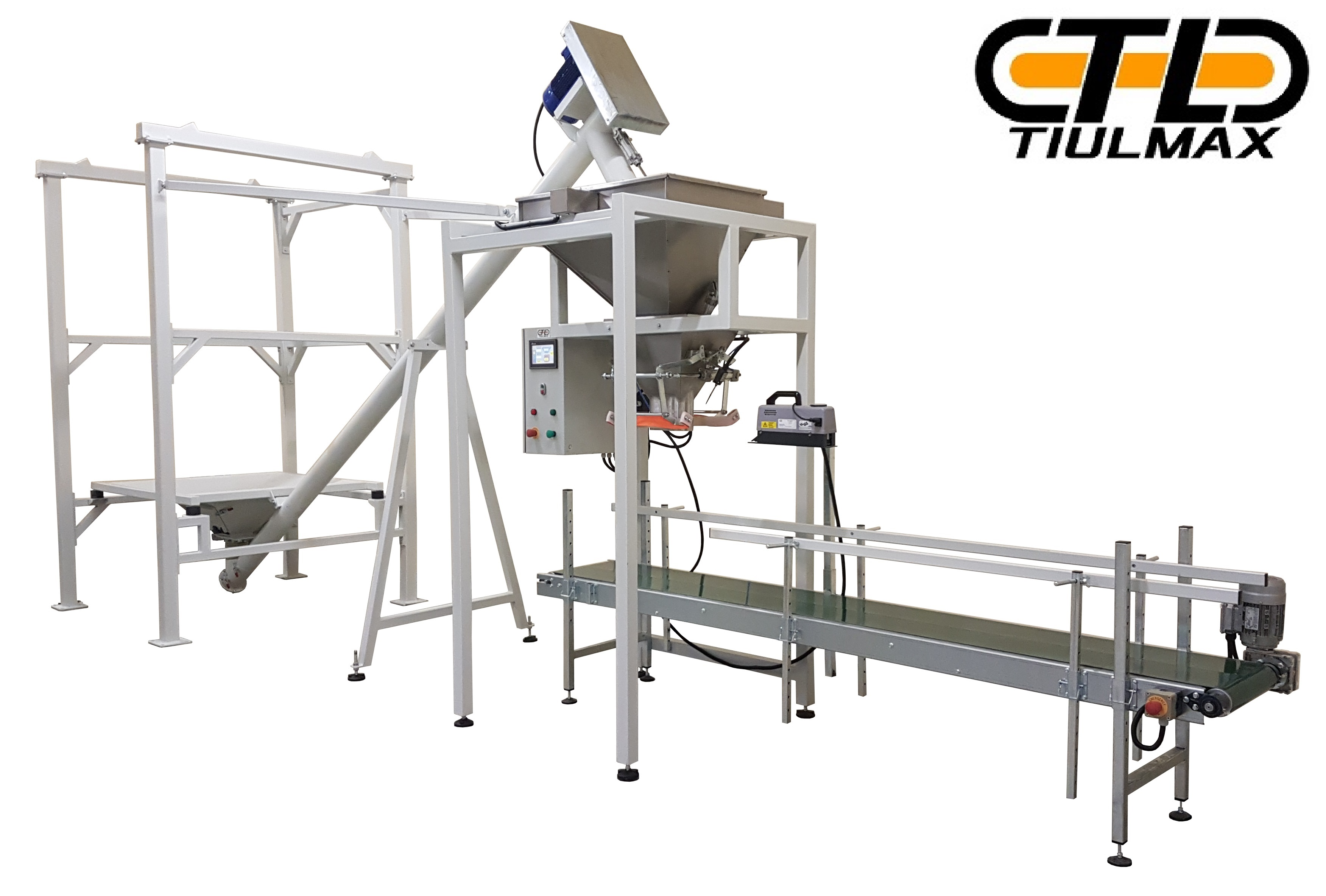 PUDAS-60 for bulk products