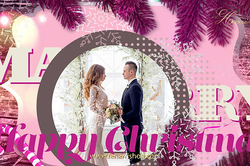 HAPPY CHRISTMAS MARRY
